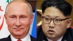 "<!HS>푸틴<!HE>에 축전 쓴 北김정은…""친선협조 관계 발전 믿어"""