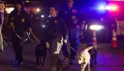 美텍사스 연쇄 폭발물 테러 20대 용의자 자폭 사망