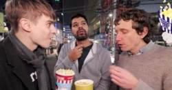 """""""팝콘이냐 오징어냐…"""" 영국남자가 꼽은 최고의 영화관 간식은"""