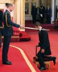 비틀스 링고 스타, 윌리엄 왕세손의 칼을 맞은 이유는?