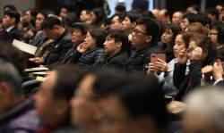 <!HS>삼성전자<!HE> 주총 첫 질문은 '중국의 반도체 굴기'…슈퍼 주총데이 화두는 지배구조 개편
