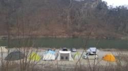 [서소문사진관]봄바람 살랑살랑~ 서울에서 캠핑하자