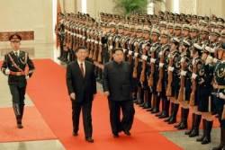 """""""시진핑은 김정은 방문을 쌍수 들고 환영""""…중국의 노림수는?"""