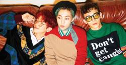 EXO-CBX Is Streaming Live Every Day from Apr. 9 to 15 ♥