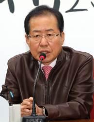 김문수 등판 앞두고 '<!HS>박근혜<!HE> 감싸기' 나선 홍준표