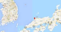 일본 시마네현서 규모 5.8 <!HS>지진<!HE>