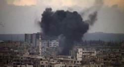 """""""시리아 수도서 6차례 이상 폭발…서부 홈스도 목표물"""""""