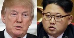 """로이터 """"<!HS>트럼프<!HE>, 김정은과 직접 얘기했다""""…백악관 """"아니다"""""""