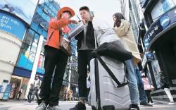 사드 보복 푼다더니 … 소식 없는 중국 단체관광객