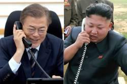 남북정상 직통전화, <!HS>청와대<!HE> 대통령 책상 위에 설치