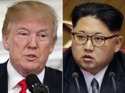 """트럼프 """"김정은 매우 훌륭…<!HS>핵무기<!HE> 없애는 것이 비핵화"""""""