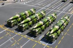 중국군, '괌 킬러' 둥펑-26 실전배치 완료