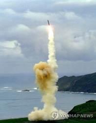 美, ICBM '미니트맨 3' 시험 발사 성공…올해 첫 시험