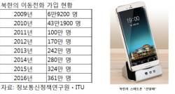 북한의 IT현황…400만명이 스마트폰 쓰고, 내비 앱·온라인쇼핑 이용