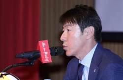 """""""월드컵 때면 다 감독"""" 한국 축구에 쓴소리한 신태용 감독"""