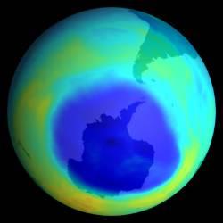 지구 보호막 오존층…이젠 중위도 상공에서 얇아져 걱정