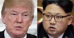 """트럼프, 북미정상회담 취소 """"<!HS>핵무기<!HE> 사용하는 일 없길 기도"""" [영어 전문]"""