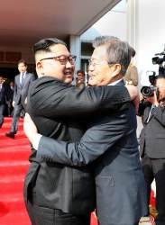[서소문사진관]<!HS>문재인<!HE> 대통령-김정은 두번째 정상회담