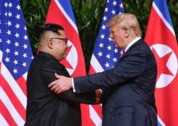 """""""北, 비료·의료지원 요구···美, 반년 내 핵무기 반출하라"""""""