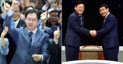 김경수 떠난 김해을, '<!HS>노무현<!HE> 청와대' 출신이 다시 당선 예측
