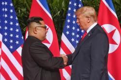 """김정은과의 대화 공개한 트럼프 """"<!HS>김정일<!HE>이 핵 동결 파기한 이유는"""""""