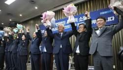<!HS>민주당<!HE> '역대급 올킬'...경기도 도의원 99% 독식