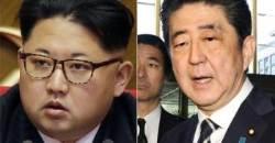 """日언론 """"김정은, 북일회담에 긍정적...아베, 8월 평양 방문 검토"""""""