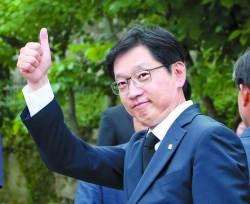악재 뚫고 '미래 주자'로 떴지만···김경수·<!HS>이재명<!HE>의 고민