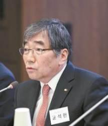 윤석헌표 금융개혁 시동...'내부통제' 앞세워 '지배구조' 본다