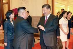 김정은 방중길 '경제사령관' 동행했다…안보는 美,경제는 中?