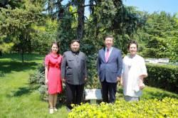 <!HS>김정은<!HE> 1박 2일간 시진핑과 협의한 절박한 국제 문제 뭔가
