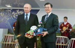 [미리보는 오늘] '방러' 문 대통령, 푸틴과 세 번째 정상회담