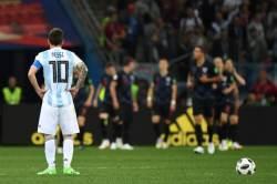 메시, 러시아 <!HS>월드컵<!HE> 마지막으로 아르헨티나 대표팀 은퇴하나?