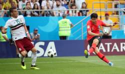 2018 <!HS>월드컵<!HE> 한국 첫 골 주인공은 손흥민