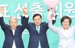 """김관영 바른미래당 신임 원내대표 """"안철수, 긴 성찰의 시간 가졌으면"""""""