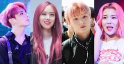 'This' Hair Color Is Trending Among K-pop Idols!