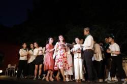 [<!HS>굿모닝<!HE> <!HS>내셔널<!HE>] 골목은 무대로, 주민은 합창단 참가 … 마을문화가 된 오페라