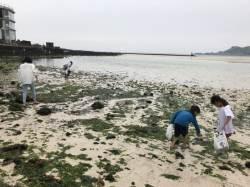 [<!HS>굿모닝<!HE> <!HS>내셔널<!HE>] 해변쓰레기가 예술작품으로 … 제주 바다 살리는 '비치코밍'