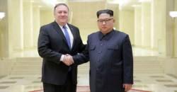 비핵화 시간표 들고 평양 가는 폼페이오, 성공땐 김정은 9월 뉴욕행