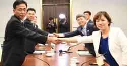 """남북 """"병해충 방제지역 이달 <!HS>현장<!HE>방문""""…4개항 공동보도문 발표"""