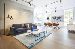 덴마크 토털 인테리어 '보컨셉' 부산쇼룸 오픈