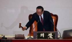 """2년 전 의장 후보 1순위였던 서청원,""""국회, 분열의 상징이어선 안돼"""""""