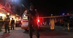 """파키스탄서 자폭 테러, 80여명 사망…IS """"우리가 했다"""""""