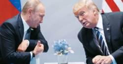 트럼프, 푸틴 첫 정상회담…北 비핵화 논의될까