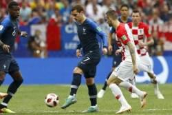 [속보] 크로아티아 동점골 …프랑스 1-1로 추격
