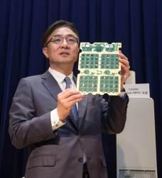 삼성전자, 화웨이에 5G장비 도전장