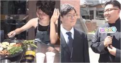 남북 정상부터 조현우·화사까지…올해도 '싱크로율 100%'인 의정부고 졸업사진