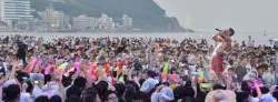 [굿모닝 내셔널]신나는 음악·춤에 물벼락까지…미리 보는 부산바다 축제