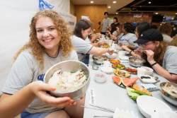한성대, 국제여름학교 초복맞이 보양식 체험 행사