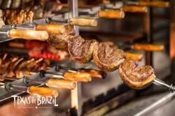 브라질 요리 먹어봤어?…숯불 바비큐 '텍사스 데 브라질' 인기